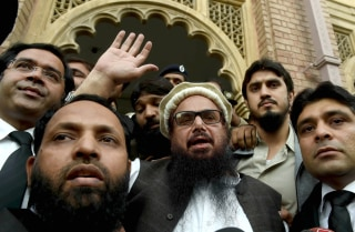 Image: Lahore High Court orders release of Hafiz Saeed