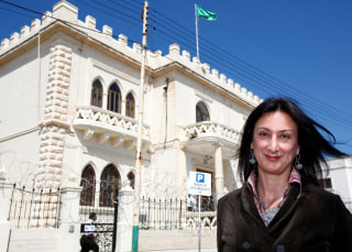 Image: Daphne Caruana Galizia