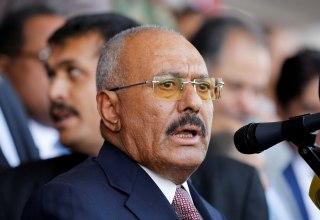 Image: Ali Abdullah Saleh