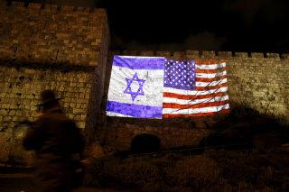 Image: US president Donald Trump announces Jerusalem the capital of Israel