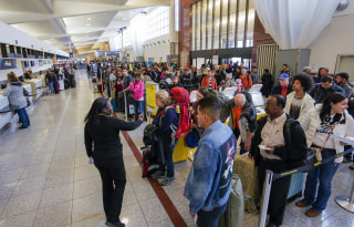 Atlanta Airport Power Outage Highlights Problem of Aging Airports