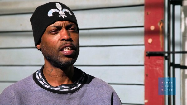 Image: Clifford Hayes, former probationer