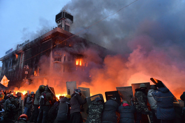 Image: UKRAINE-UNREST-EU-RUSSIA