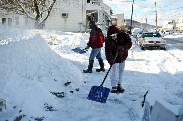 Snowstorms often bring out the worst in human nature, too, including price-gouging for essential equipment.