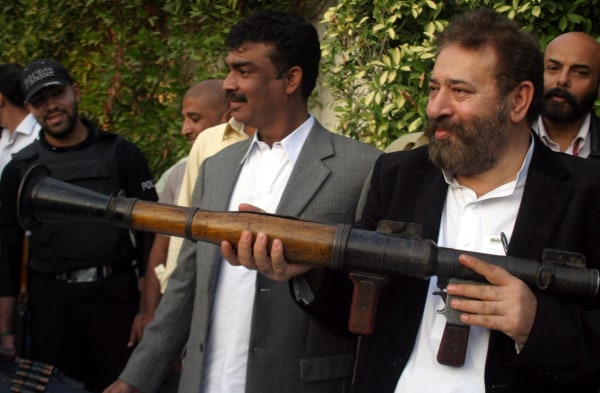 Image: Senior police official Chaudhry Aslam killed in bomb attack