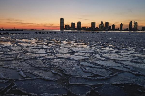 Image: Polar Vortex Weather System Brings Artic Temperatures Across Wide Swath Of U.S.