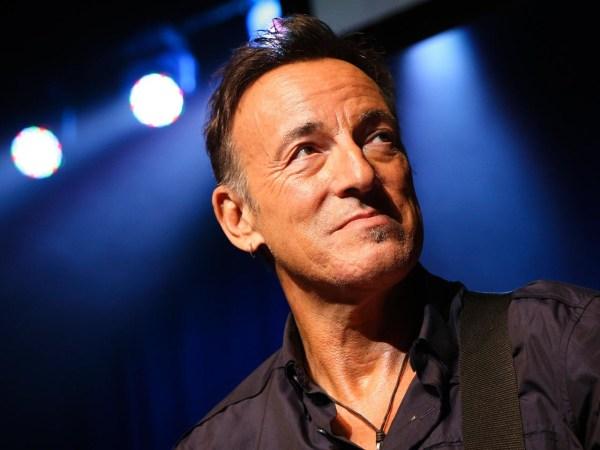 Image: Bruce Springsteen