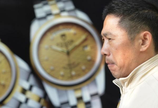 Image: CHINA-POLITICS-CORRUPTION-LUXURY