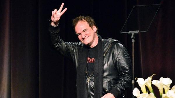 IMAGE: Quentin Tarantino