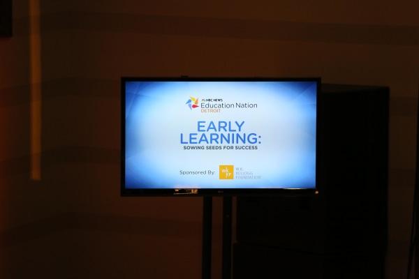 Education Nation Detroit