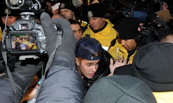 Image: BESTPIX -Justin Bieber Appears At A Police Station In Connection With An Alleged Criminal Assault
