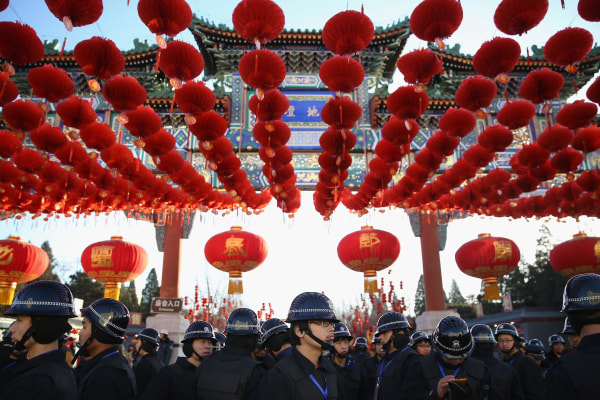 Image: China Celebrate The Lunar New Year Of The Horse