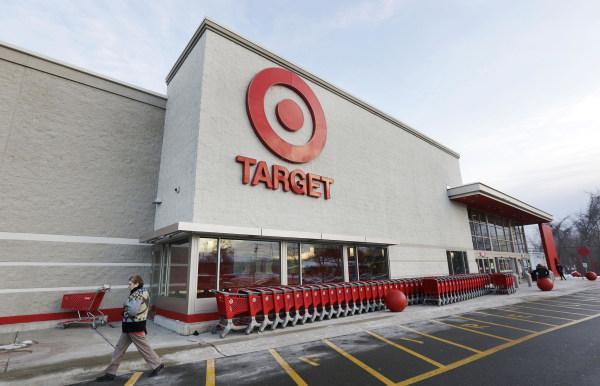 Image: Target Store Watertown, Mass.