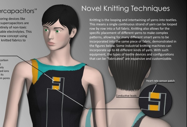 Image: Wearable Power