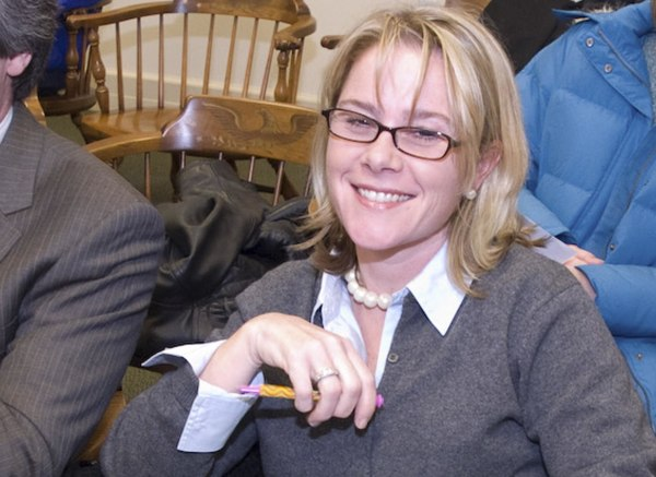 Image: Undated photo of Bridget Anne Kelly deputy chief of staff of New Jersey Governor Chris Christie