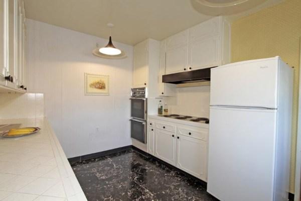 Elvis Presley's kitchen in Palm Springs