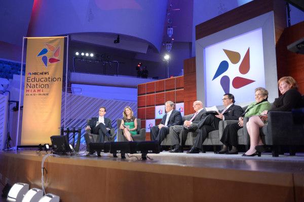 Education Nation 2012: Miami