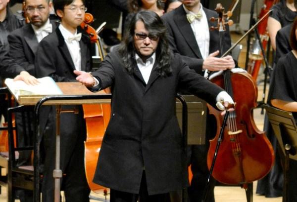 Image: Composer Mamoru Samuragochi