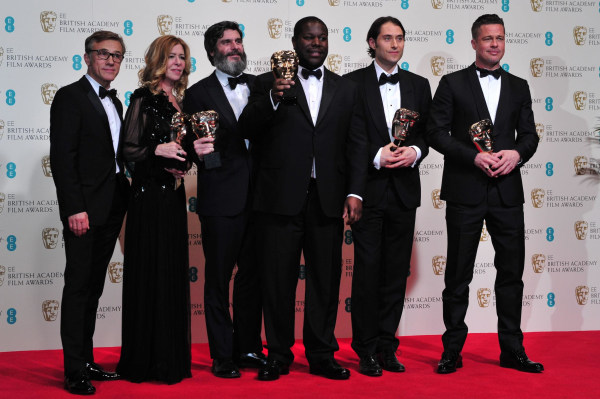 Image: BRITAIN-ENTERTAINMENT-FILM-AWARDS-BAFTA