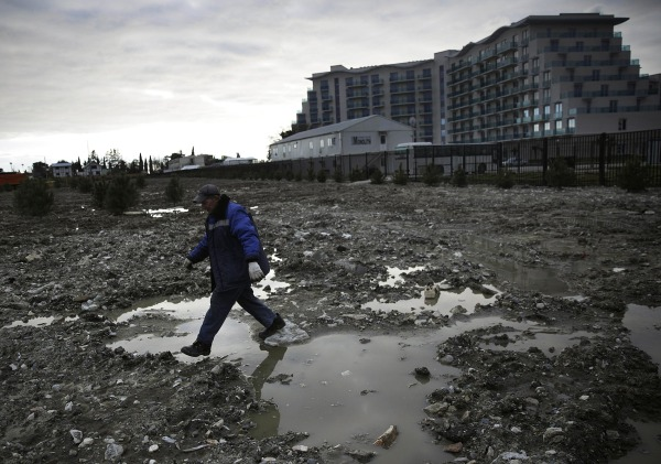 Image: Sochi hotel