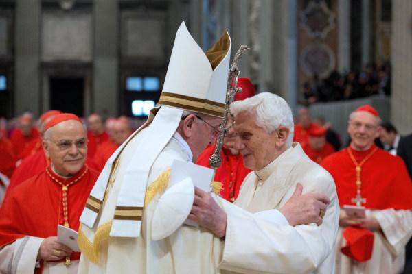 Image: VATICAN-POPE-CARDINALS