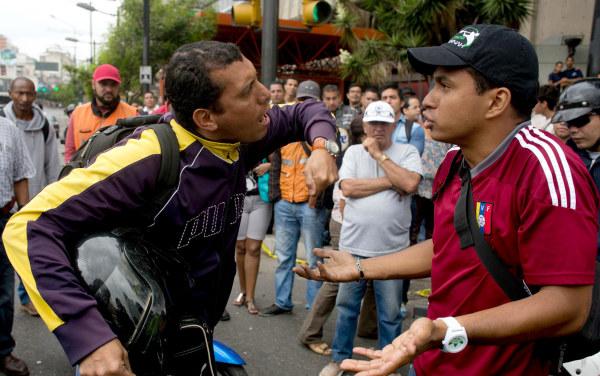 Image: Caracas, Venezuela