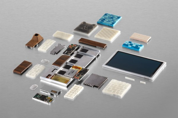 Image: Ara modular smartphone