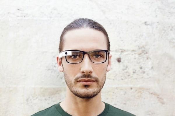 Google Glass Titanium Collection