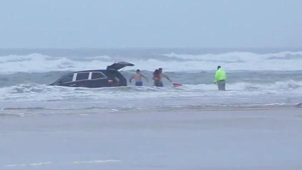 IMAGE: Florida ocean rescue