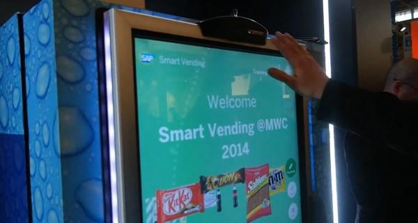 Image: Smart vending machine