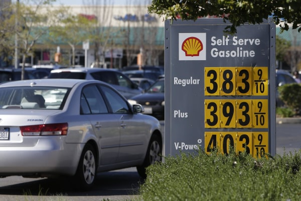 The average price of a gallon of gasoline jumped 10 cents to $3.51 in the last two weeks.