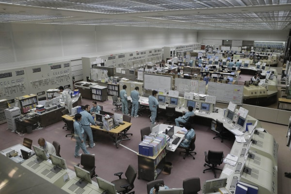 Image: The spent nuclear fuel reprocessing plant of Japan Nuclear Fuel Ltd.