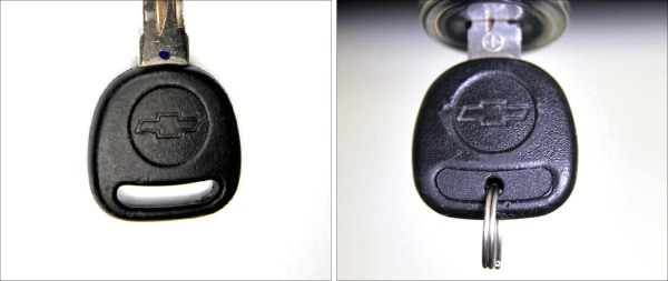 Image: Car keys