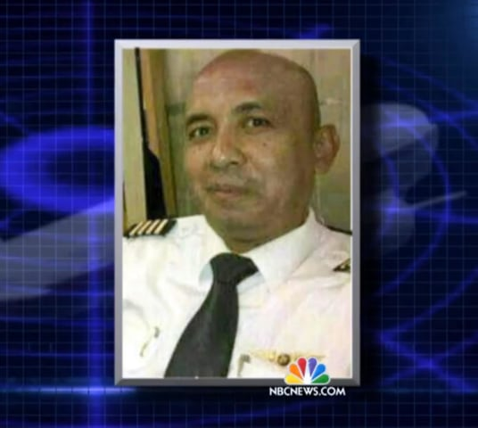 Zaharie Ahmad Shah, 53, the pilot of the missing Malaysia Airlines plane, had more than 18,000 flight hours and had worked for the airline since 1981.