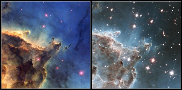 Image: Two views