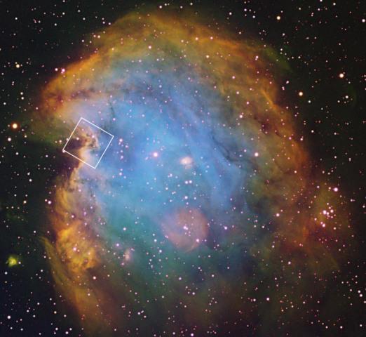 Image: Monkey Head Nebula