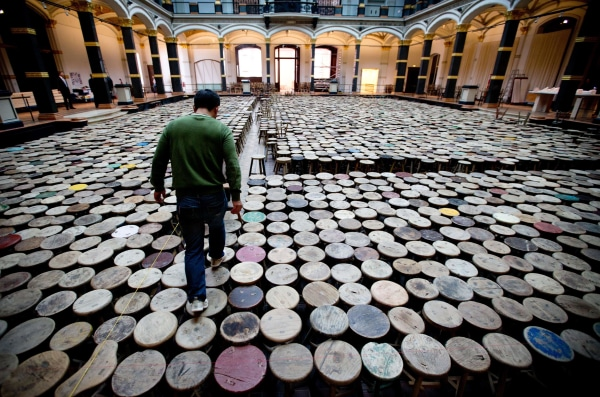 Image: GERMANY-CHINA-ART-AI WEIWEI