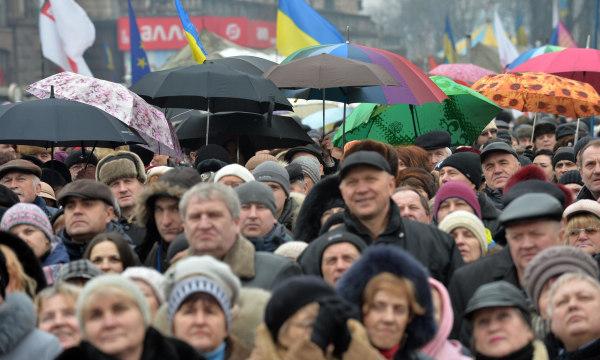 Image: UKRAINE-UNREST-EU-RUSSIA-POLITICS-DEMO