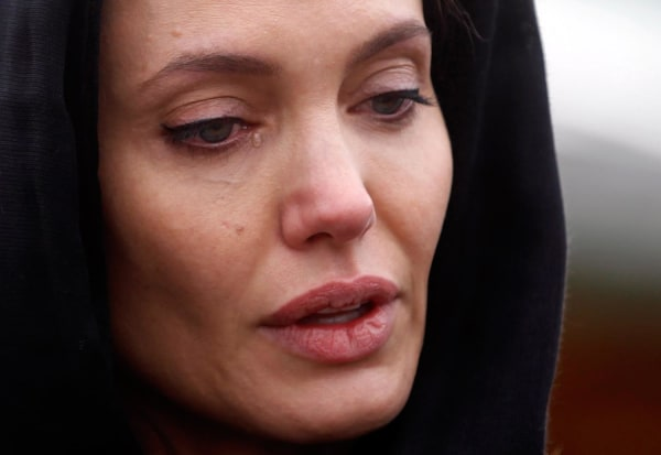 Image: Actress Angelina Jolie