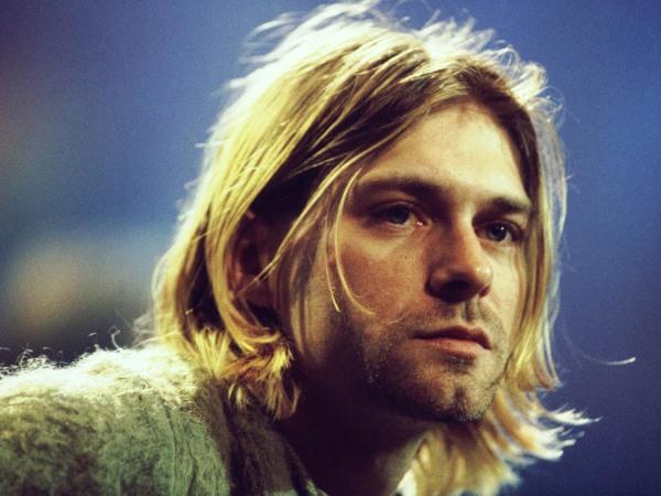 Image: Kurt Cobain