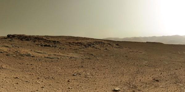 Image: Martian postcard