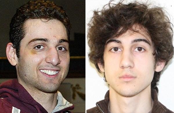 Image: Tamerlan Tsarnaev, Dzhokhar Tsarnaev