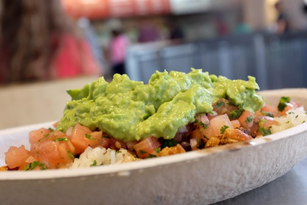 Chipotle plans to increase its prices because its food costs have soared.