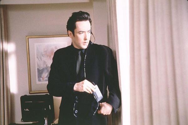 """Image: John Cusack in """"Grosse Pointe Blank"""""""