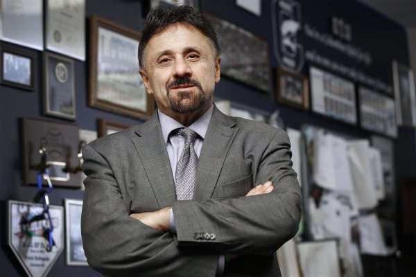Image: Columbine High School principal Frank DeAngelis