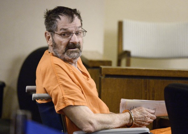 Image: Jewish Center Shooter Appears In Court