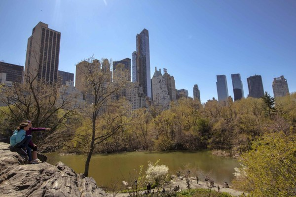 For the first time, the Chinese have become the biggest foreign buyers of real estate in the Big Apple.