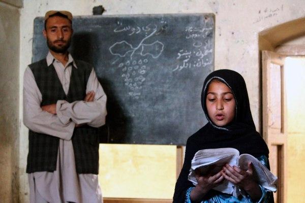 Image: AFGHANISTAN-SOCIETY