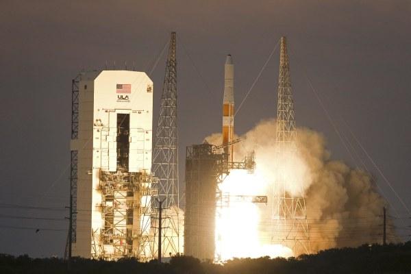 Image: Delta 4 launch