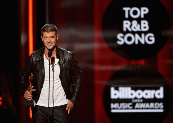 Image: Robin Thicke